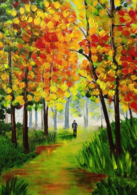 Carmelo scuderi quadri ad olio ed acquerello i miei for Quadri facili da dipingere
